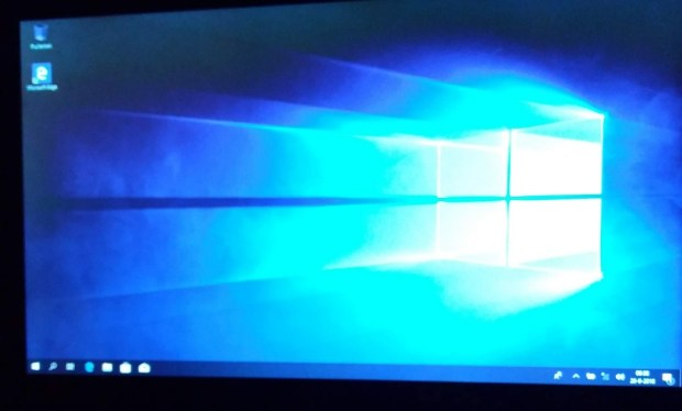 Windows10 startscherm desktop
