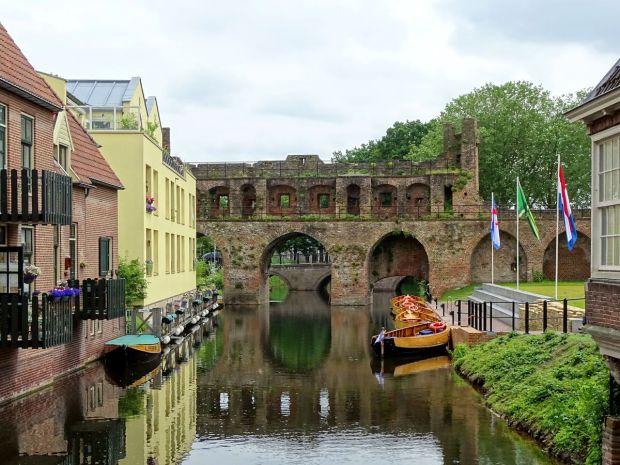 Rudy's Krabbels | Berkel Ruine Zutphen 02