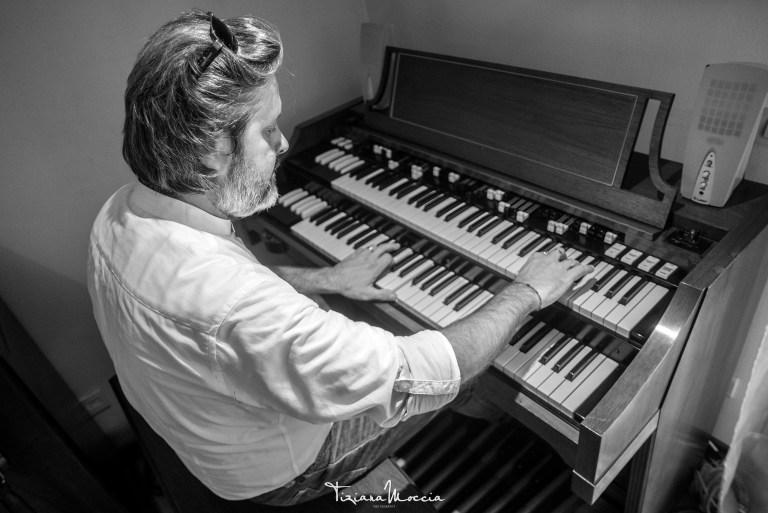 Rudy Fantin pianista, arrangiatore e docente.