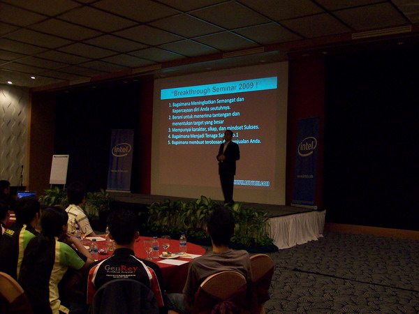 In House Training : Intel Indonesia