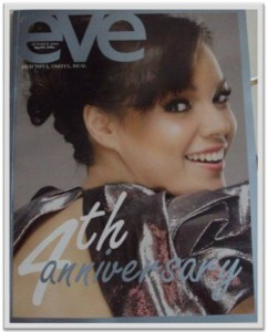 EVE Cover