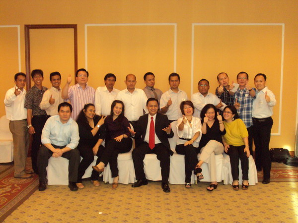 In-House Training : QBE Pool Indonesia