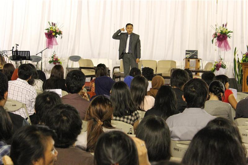 Seminar Nasional @ Univ. Maranatha, Bandung