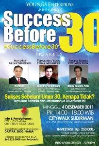 SuccessBefore30
