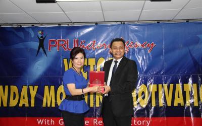 PruVictory Agency – Monday Morning Motivation