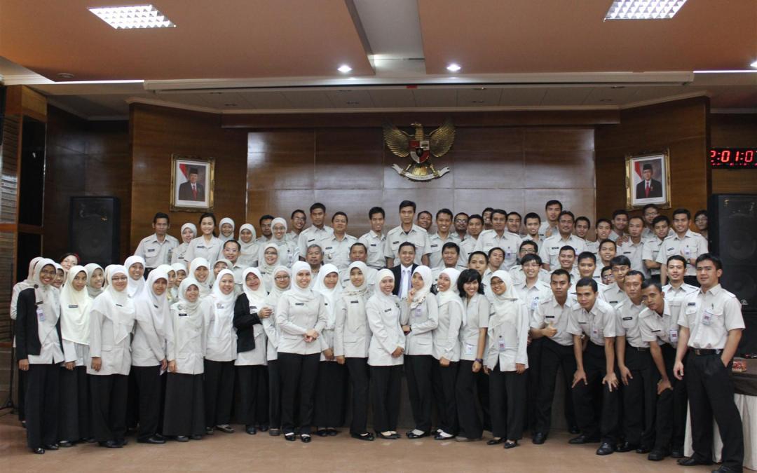 Training Lembaga Sandi Negara Republik Indonesia
