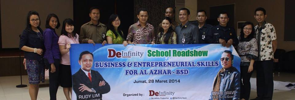 Rudy Lim School Roadshow 2014