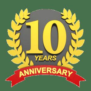 10-Anniversary RudyLim.com