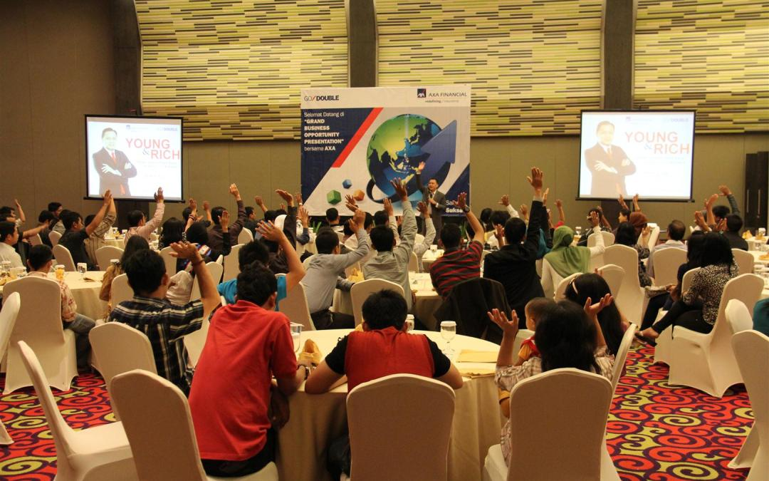 Roadshow Seminar: PT. AXA Financial Indonesia