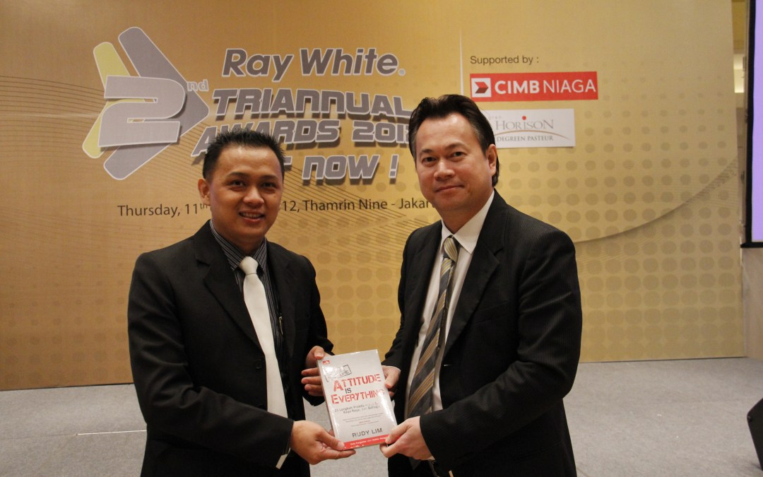Corporate Gathering: Ray White 2nd Triannual Award 2012