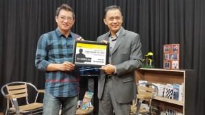 Apa kata James Gwee tentang Rudy Lim