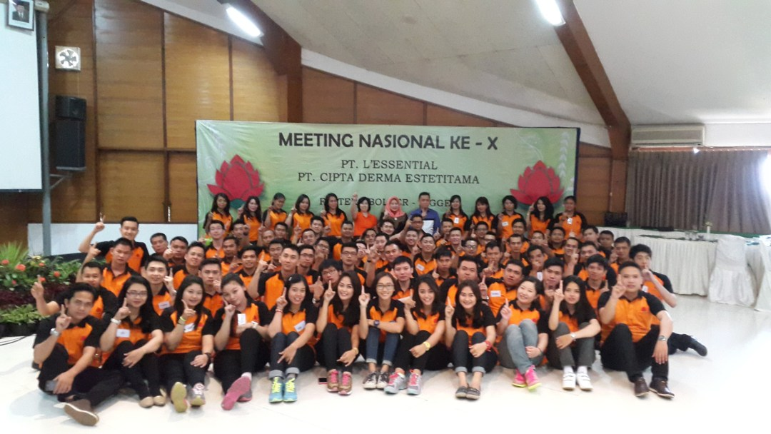 Sales Training: PT. CDE - L'Essential Indonesia