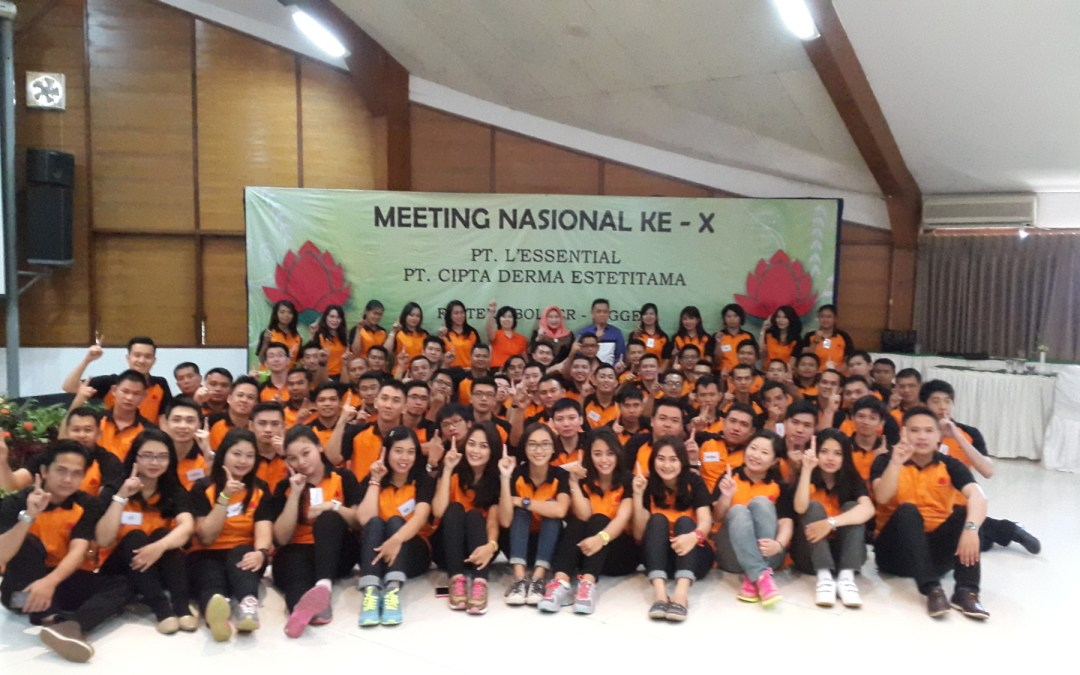 Sales Training: PT. CDE – L' Essential Indonesia