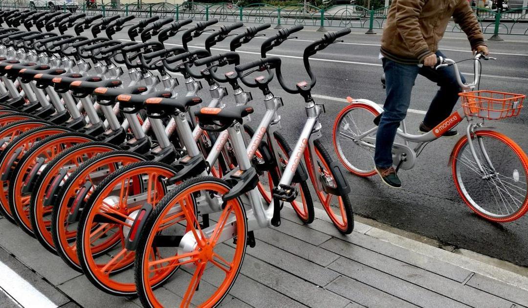 Mobike : Start-Up Sepeda Pertama Di Dunia