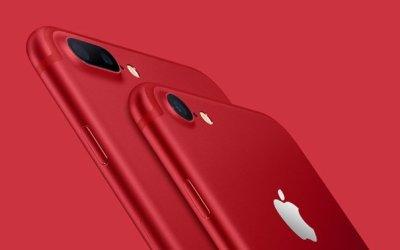 RED Apple: Terobosan 'Warna' dari Apple