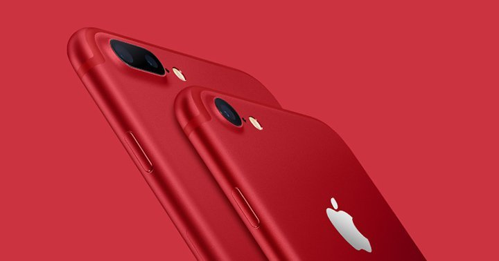 RED Apple: Terobosan 'Warna' dari Apple
