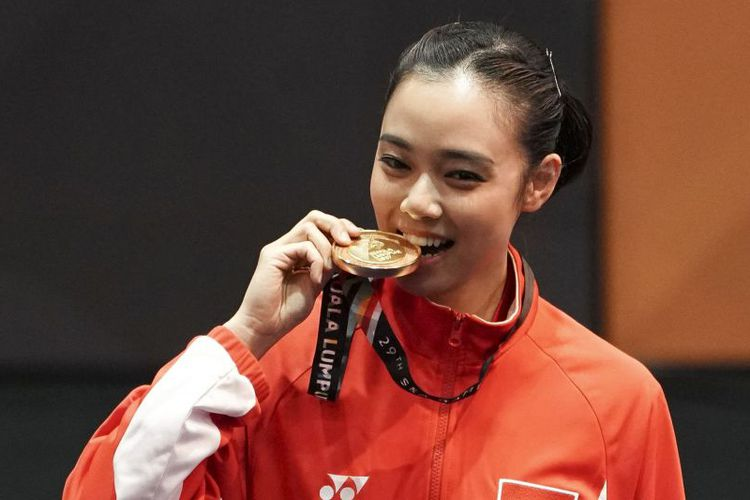 Lindswell Kwok: Ratu Wushu Se-Asia Tenggara1 min read