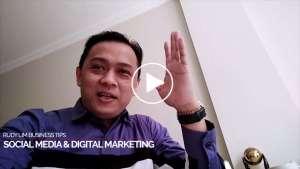 Rudy Lim Business Tips – SOCIAL MEDIA & DIGITAL MARKETING