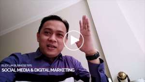 Rudy Lim Business Tips - SOCIAL MEDIA & DIGITAL MARKETING