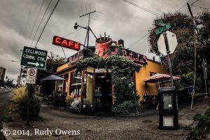 Cafe Bertie Lou's, Portland
