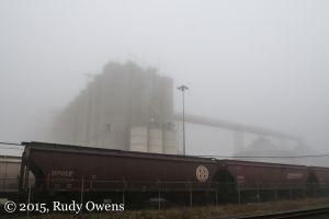 Port of Portland Grain Elevator