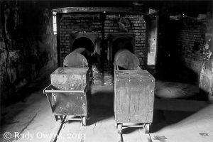 Auschwitz I, Crematorium I