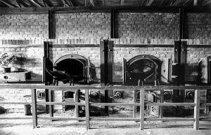 Majdanek Camp Crematorium