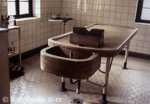 Terezín Medical Table