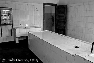 Buchenwald Medical Room