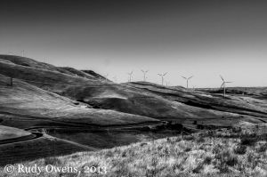 Klickitat County Wind Farms