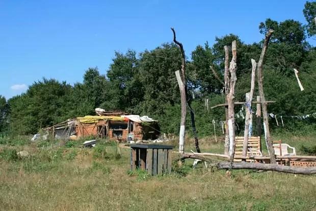 Camp Fils de Butte
