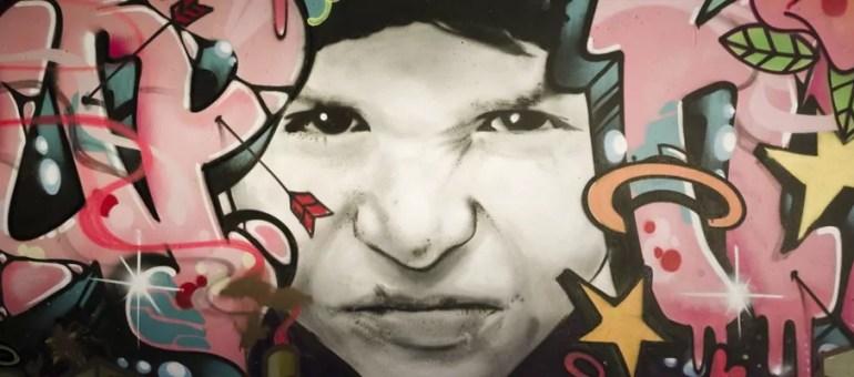Graffiti et tag : sur les traces des «sales gones»