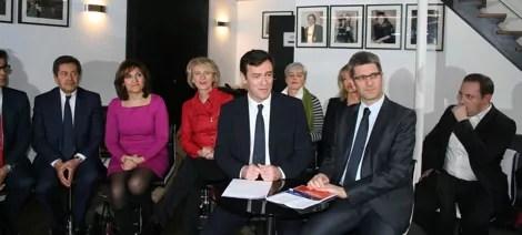 Union avec l'UDI et nouvelles têtes, l'UMP Michel Havard à la relance