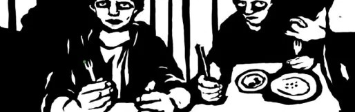 La prison, par Vergin Keaton pour Rue89Lyon.