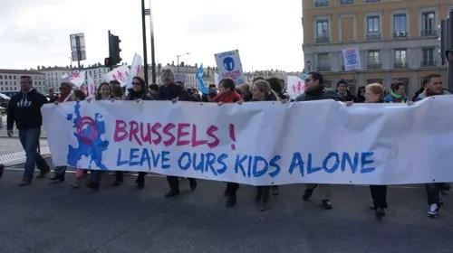 La Manif pour tous (saison 2) : la mobilisation contre la PMA pour toutes relancée depuis Lyon