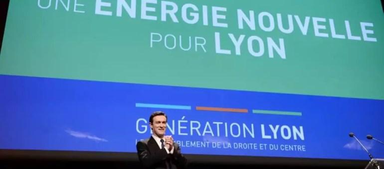 Michel Havard est le leader de la droite. Peut-il devenir le maire de Lyon ?