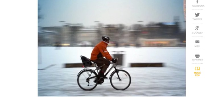 Politique du vélo : le Grand Lyon en queue de peloton