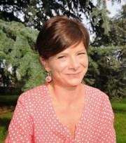 Nathalie Frier, maire de Saint-Fons