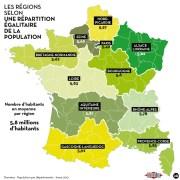 Carte de liberation.fr : suppression de la moitié des régions.