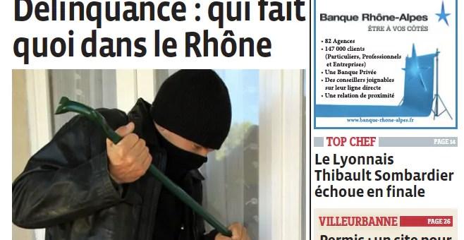 Les nationalités «Rom», «toxicomane», «des cités de Marseille» : Le Progrès pète un plomb