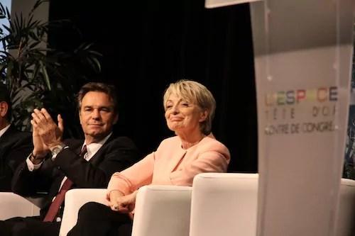 Européennes 2014 : l'UMP à Lyon veut coller une «deuxième claque à François Hollande»