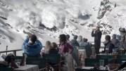 Image tirée du film Turist (Force majeure), de Ruben Östlund, primé à Cannes et coproduit par Rhône-Alpes Cinéma.