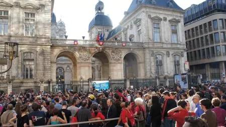 Clement-Meric-Rassemblement-Lyon-6-juin-2013 ©Laurent Burlet/Rue89Lyon