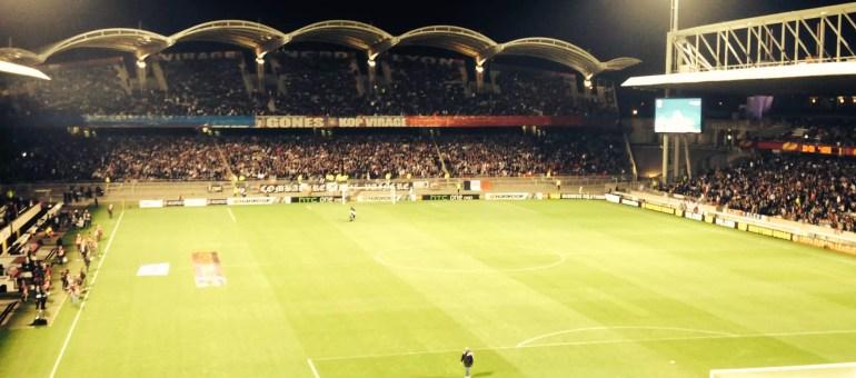 Le stade de Gerland accueillera bien le club LOU rugby