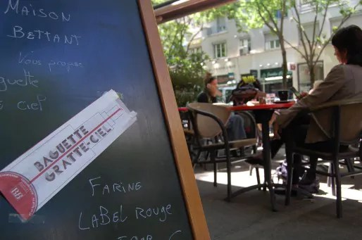 La pâtisserie Bettant est installée depuis 1935 avenue Henri Barbusse. © Photo Bertrand Enjalbal