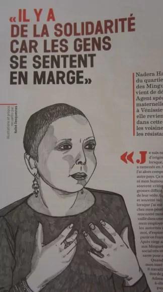Magasine Z - illustration
