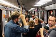 Metro, direction pole emploi
