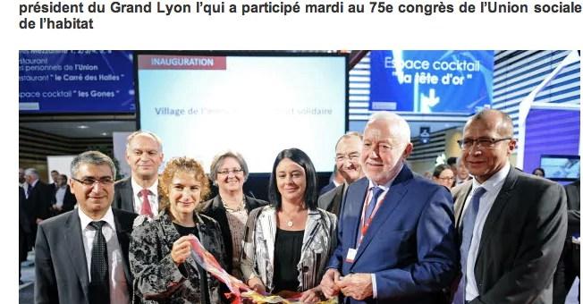 La construction de 15000 logements HLM d'ici 2018, et pour Lyon ?