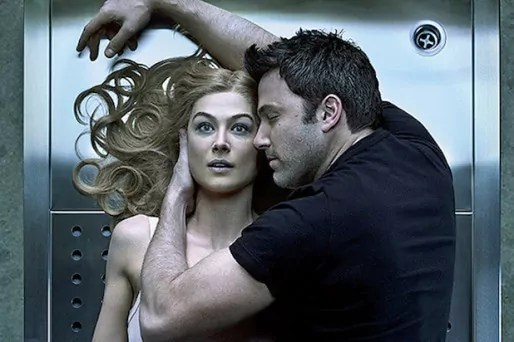 """Image tirée du film de David Fincher, """"Gone girl""""."""