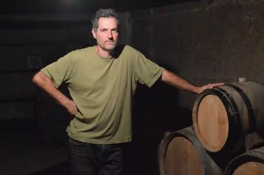 Lilian Bauchet, vigneron dans le Beaujolais. Photo DR.